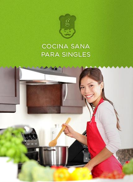 chef de la cocina sana cocina sana para singles